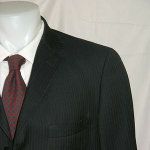 Brooks Brothers 1818 Regent Loro Piana Suit 42S